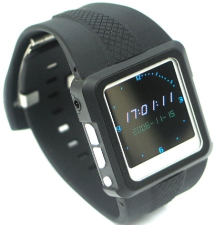 GearDiary The MP4 Watch Review