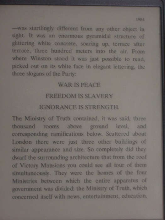The Sony Reader Review