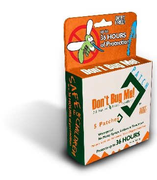 GearDiary The Don't Bug Me All Natural Insect Repellent Patch Review