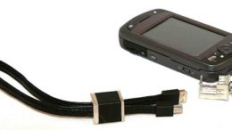 GearDiary The WirelessGround USB Leather Hand Strap Review