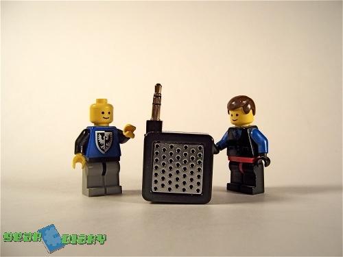 GearDiary Make some music: The Fingertip Mini Cube Speaker REVIEW