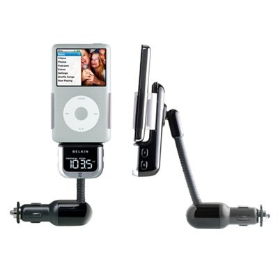 GearDiary The Belkin TuneBase FM with ClearScan for iPod Review