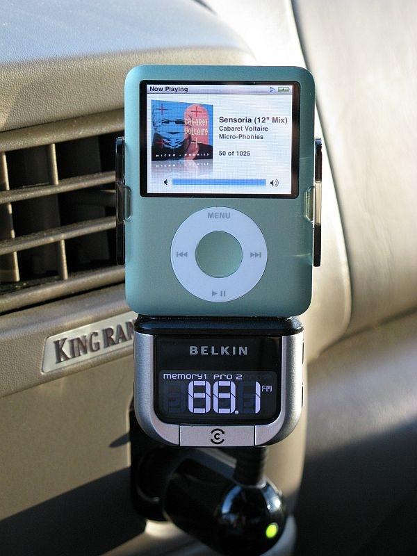 the belkin tunebase fm with clearscan for ipod review u2022 geardiary rh geardiary com Last.FM Logo Steely Dan FM Live
