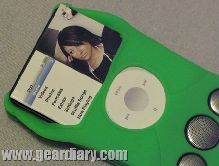 GearDiary The ifrogz Audiowrapz for 3G iPod nano Review