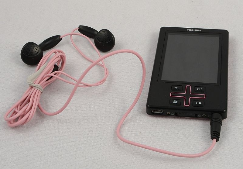 the toshiba gigabeat t400 digital music player review rh geardiary com Toshiba Gigabeat F10 Gigabeat Software