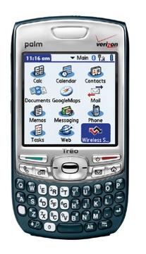 GearDiary Verizon Powered Palm Treo 755p Review