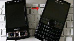 GearDiary BlackJack II SGH-i617 - First Impressions