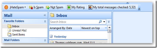 GearDiary Review: I Hate Spam and So Do You!