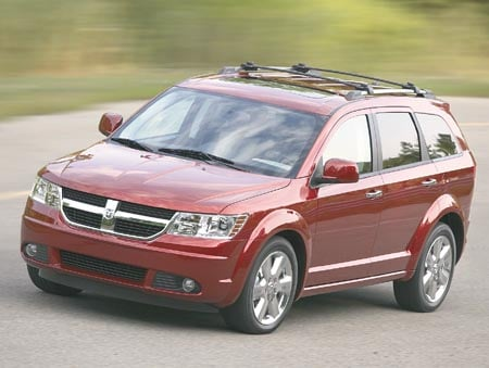 Dodge Journey - Sometimes it's about the destination - this time it's about the JOURNEY