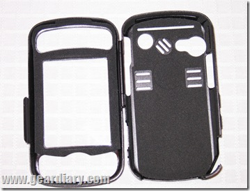 GearDiary Review: PDAir Aluminum Metal Case for Sprint Mogul (PPC-6800)