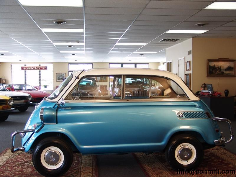 The BMW Isetta 600