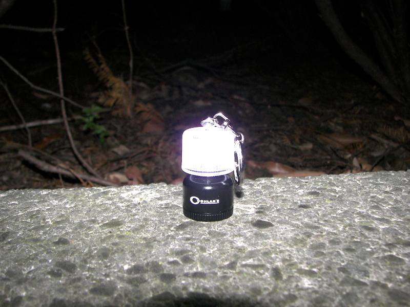 GearDiary Review: Coghlan's LED Micro Lantern