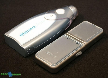 GearDiary The ThermaClear Heat Enabled Acne Treatment Device Review