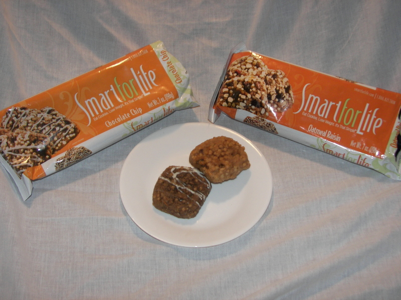 GearDiary Review: Smart for Life Weight Loss Cookies