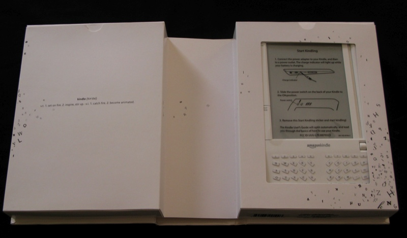Kindle Vs Sony Reader: The Amazon Kindle Review