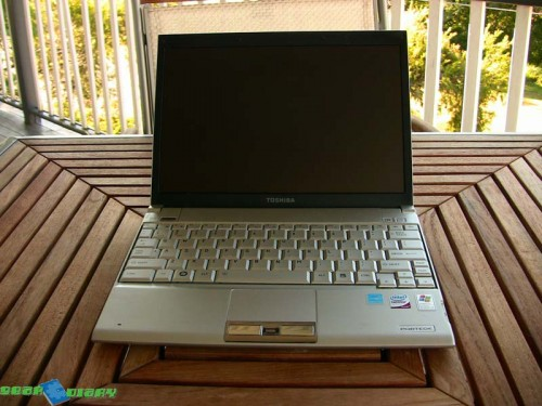 Toshiba R500 Review