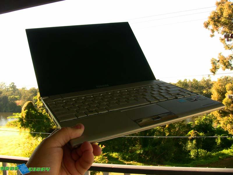 GearDiary Toshiba R500 Review