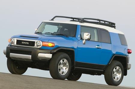 GearDiary 2008 Toyota FJ Cruiser
