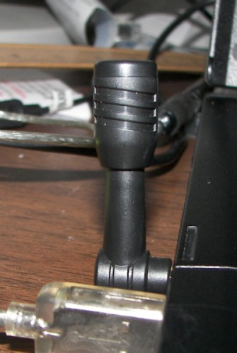 Hyundai PC / Notebook Angled Mini high-powered Microphone