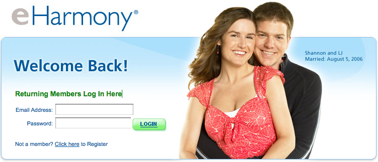 is eharmony good for interracial dating