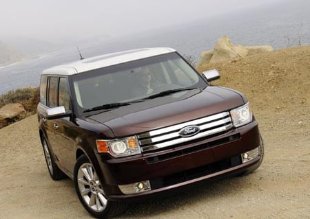 GearDiary First Drive: 2009 Ford Flex