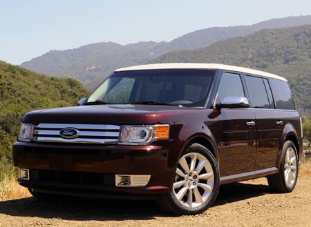 First Drive: 2009 Ford Flex