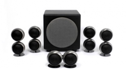 GearDiary Review: Orb Mod 2 Speaker System -- Getting A Big Sound From A Small Speaker System