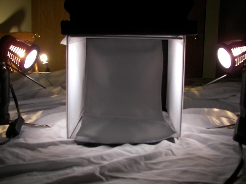 GearDiary Review: Digital Concepts Portable Lighting Studio