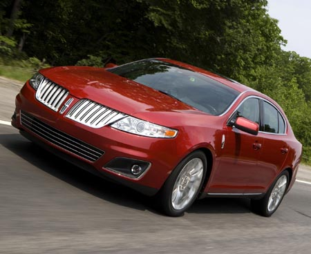 GearDiary First Drive: 2009 Lincoln MKS luxury sedan