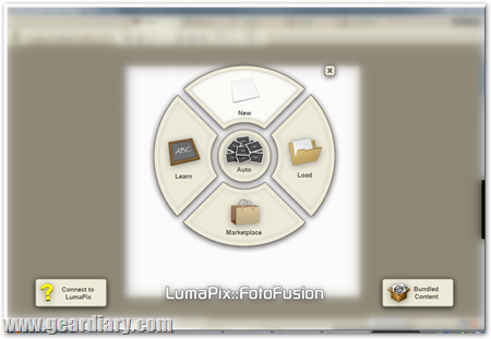 GearDiary FotoFusion Review