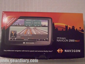 Navigon 2100 Max