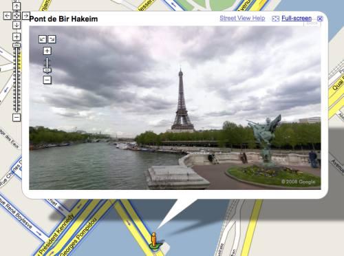 google maps street view pictures. Google Street View Tour de