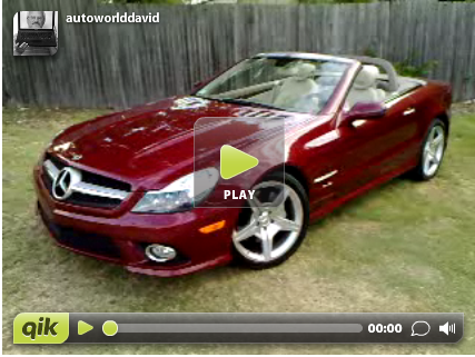 Grinding Gears Wednesday Walkaround – 2009 Mercedes-Benz SL550