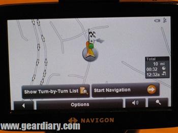 navigon GPS