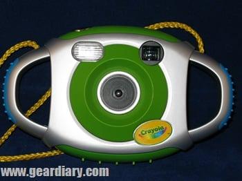 GearDiary Review: Sakar Crayola Digital Camera