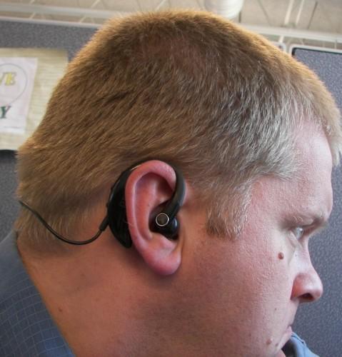 GearDiary Jaybird JB-200 Bluetooth Headphones and Adapters