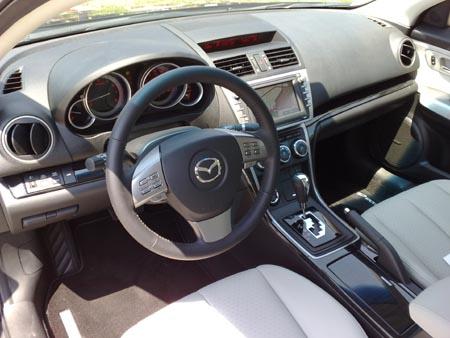 2009 Mazda6 is Zoom-zoom evolved