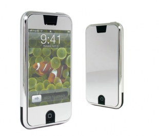 GearDiary The Echo Mirrored Screen Protector from Proporta-Paris Hilton's Must-Have iPhone Accessory