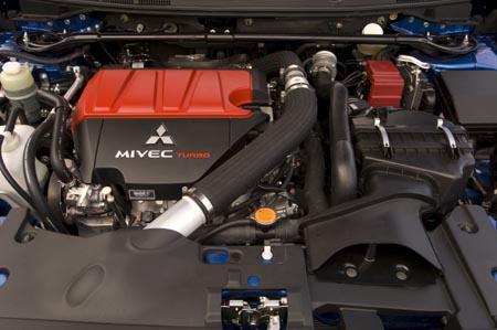 Wednesday Walkaround: 2008 Mitsubishi Lancer Evolution GSR
