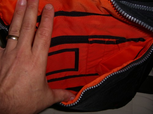 GearDiary Review- Ice Red's Shine and Sirocco Notebook Bags