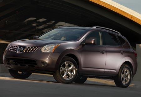 GearDiary 2008 Nissan Rogue
