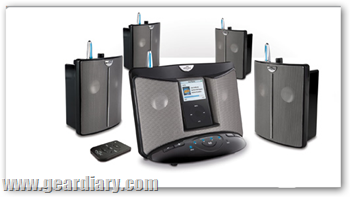 GearDiary Review: EOS Wireless Speaker System