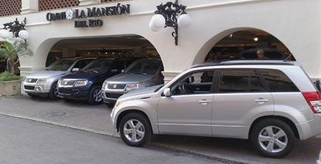 2009 Suzuki Equator and Grand Vitara