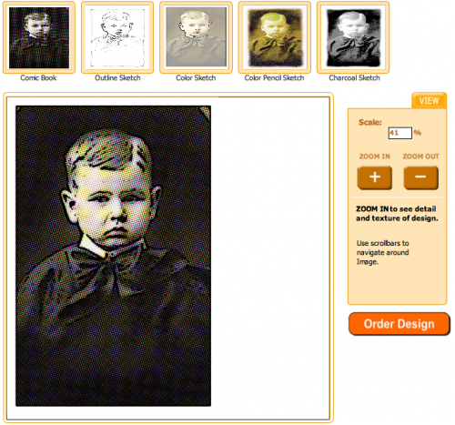 Restoring and Beautifying Photos the Photofiddle Way