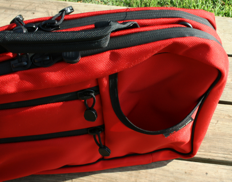 GearDiary The Tom Bihn Western Flyer Travel Bag Review