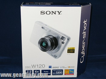 GearDiary Review: Sony Cybershot DSC-W120. A Million Smiling Faces Can't Be Wrong