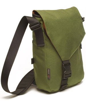 GearDiary The Tom Bihn Ristretto Messenger Bag Review