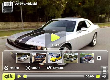 Wednesday Walkaround: 2009 Dodge Challenger SRT8