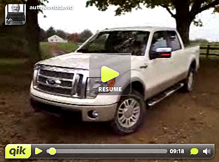 GearDiary Wednesday Walkaround: Most capable 2009 Ford F-150
