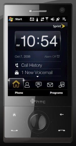 The Sprint HTC Touch Diamond Review